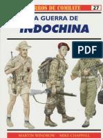 CDC 27 - La Guerra de Indochina - Martin Windrow