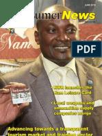 Consumer News Namibia Magazine June 2013