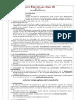 9- Caderno de CPC VI