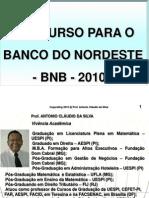 Bnb - Conhecimentos Bancarios - Atualizado Com Pronaf