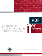 Informe Coyuntura Legal Semestre 1-2012