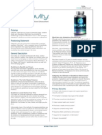 Cellgevity Productsheet En