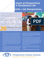 I Choose to Teach at Perspectives - Antoinette