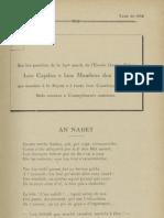 Reclams de Biarn e Gascounhe. - Yéné 1930 - N°4 (34e Anade)