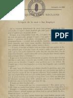 Reclams de Biarn e Gascounhe. -Octoubre 1929 - N°1 (34e Anade)