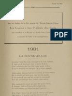 Reclams de Biarn e Gascounhe. - Yené 1931 - N°4 (35e Anade)