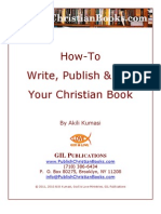 How to write a Christian ebook