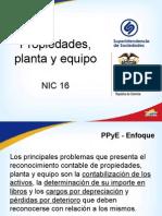 02 NIC 16 Propiedades Planta Equipo