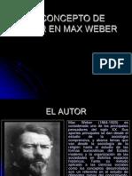 Poder Max Weber