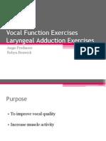 Exercises Presentation[1]