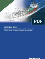 Hempadur 35560 - Brochure