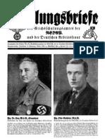 Schulungsbriefe 1933 / 1