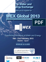 Wex Global 2013 Brochure