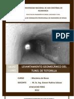LEVANTAMIENTO GEOMECÁNICO FINALL