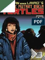 Teenage Mutant Ninja Turtles Color Classics #11 Preview