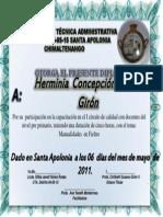 Diploma de Preprimaria