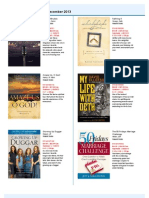 Howard Fall 13 Catalog 6 Per Page Aug - Dec