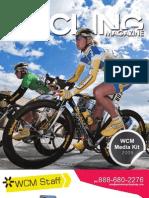 Women's Cycling Magazine 2009 Media Kit