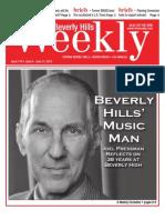 Beverly Hills' Music Man