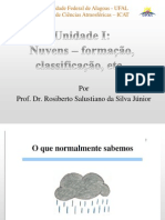 Nuvens - forma+º+úo, classifica+º+úo, etc...