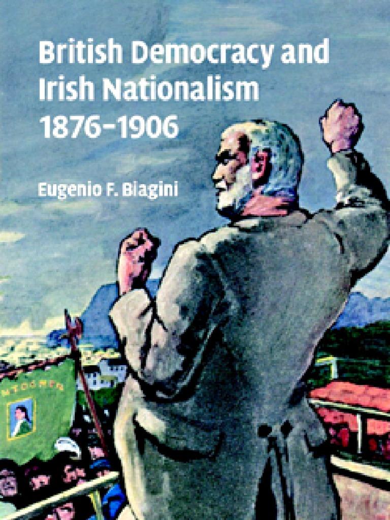 British Democracy And Irish Nationalism  Liberal Party (uk)  William  Ewart Gladstone