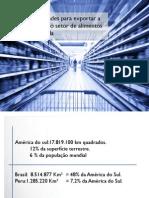 3. Oportunidades Para Exportar a Supermercados Brasileros - Supermercados Casa Fiesta