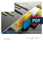 Synthetic Brush Filaments LR