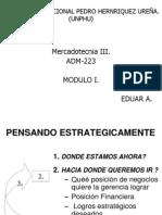 Mercadotecnia III Unphu Modulo i