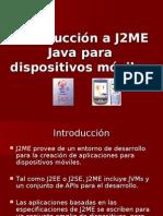 J2ME Presentacion