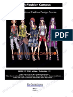 Professional Fashion Design Course