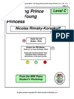 RP - Rimsky-Korsakoff-Scheherazade - Prince and Princess Lvl C v7.4 1307-17