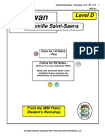RP - Saint-Saens-The Swan Lvl D v7.4 1307-21