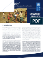 Policy Brief - Gender Equality and Poverty Reduction Series