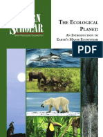 The Ecological Planet - An Introduction to Earth's Major Ecosystems (Booklet)