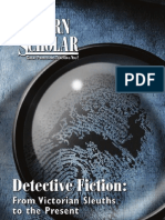 Detective Fiction - From Victorian Sleuths to the Present (Guidebook)