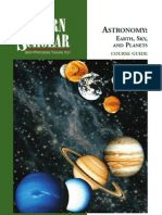 Astronomy - Earth, Sky and Planets (Booklet)