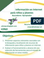 Recursos de Informacion Para Niños en Internet
