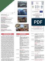 Programma 17 febbraio 2012