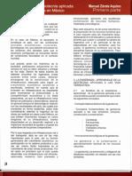 Enseñanzas de la Geotecnia aplicada a las Vias Terrestres en Mexico