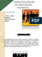 Administracion de Los Recursos Humanos Final