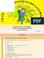 Curso 2012-2013_Memoria Anual de Atividades_APIMA