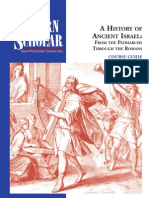 A History of Ancient Israel - From the Patriarchs Through the Romans (Booklet).pdf