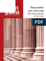 Philosophy and the Law - How Judges Reason (Booklet).pdf