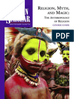 Religion, Myth, and Magic - The Anthropology of Religion (Booklet).pdf