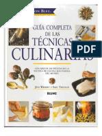 Blume - Guia Completa de Las Tecnicas Culinarias