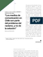 Entrevista Van Dijk Chile