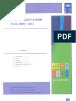 UNDP Gender Parity Action Plan 2009-2011 -