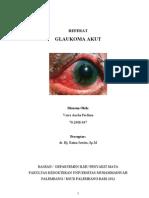 Referat Verra Glaukoma Akut
