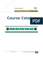 SAP PM Training Course Catalog Distribution Version 1