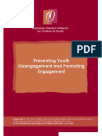 Preventing Youth Disengagement and Promoting Engagement-BurnsJ Et Al August2008